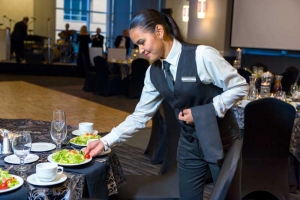 Catering By Norris offers elegant service and delicious dishes