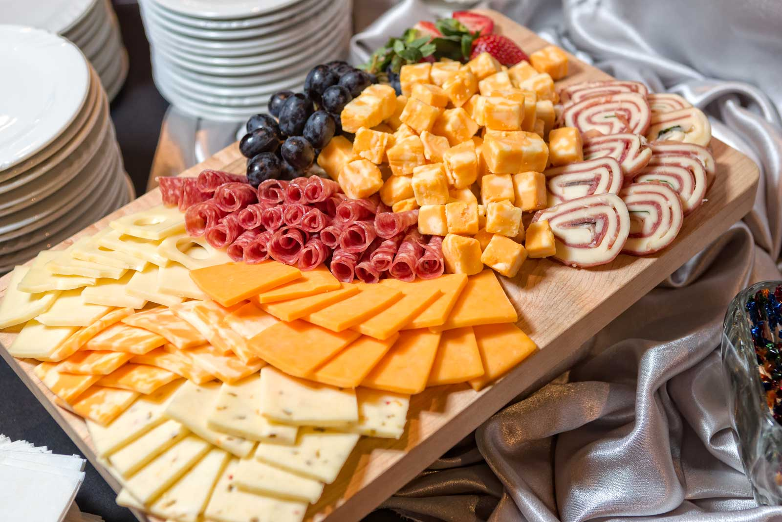 Catering By Norris Knows How to Celebrate the Holidays - Cheese Trays