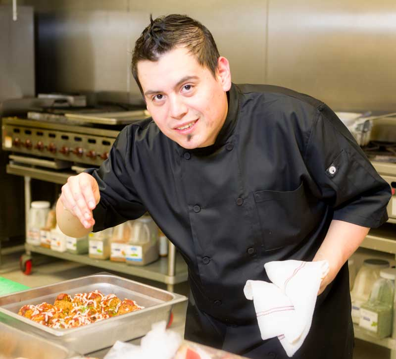 Eric Munoz, Chef Catering by Norris