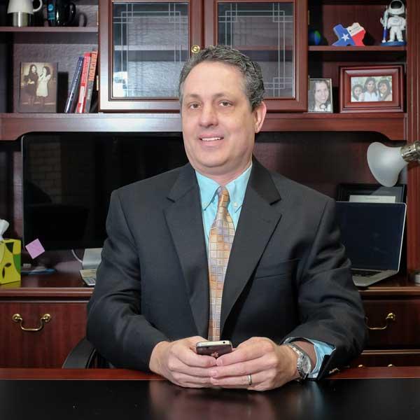 Darin Kelley, Regional Vice President