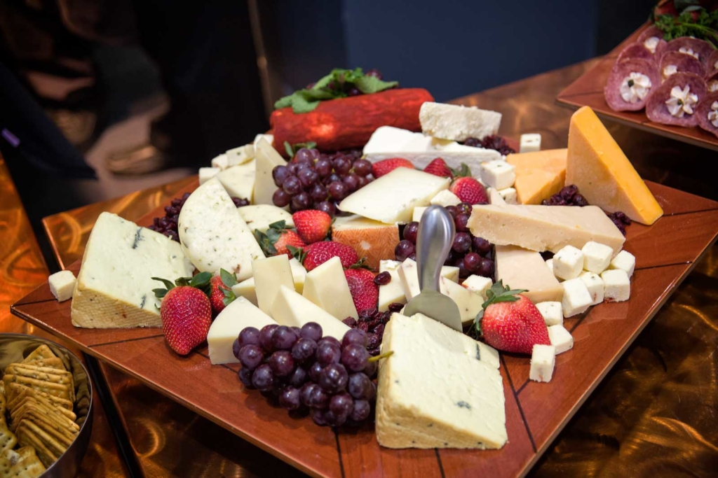 Let Catering by Norris deliver stunning fruit and cheese displays for your next party, wedding, dinner or any social occasion