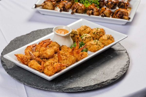 Catering by Norris delivers amazing meals for parties, weddings, dinners and all social occasions