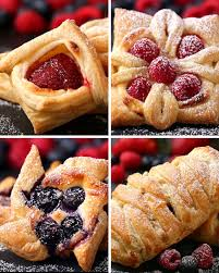 Catering by Norris makes a variety of delicious, fresh pastries