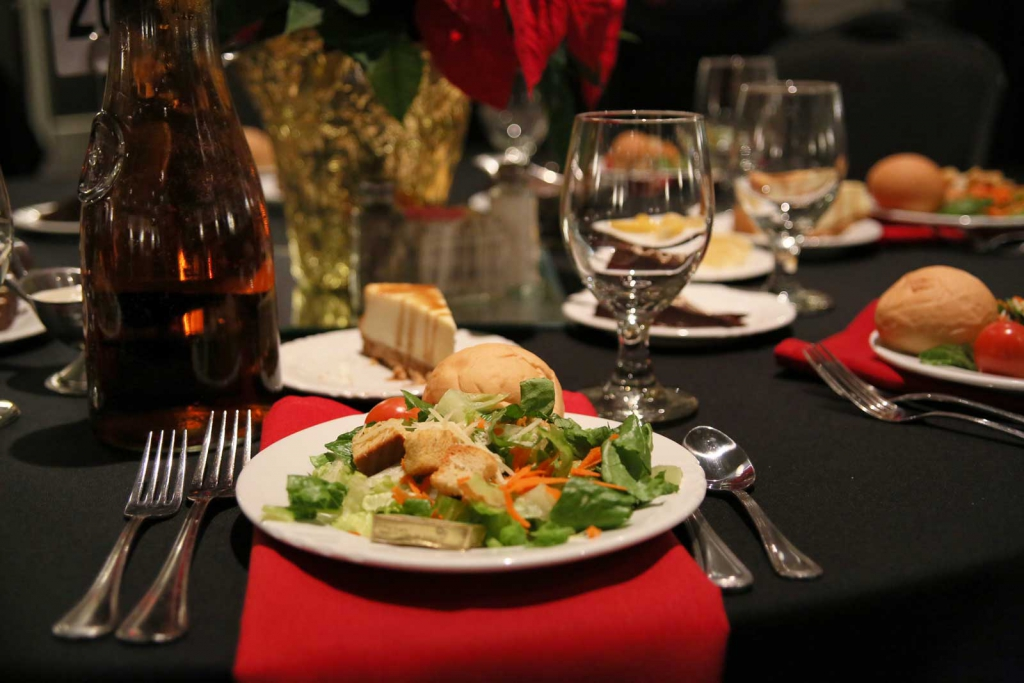 Catering By Norris Knows How to Celebrate the Holidays - Preset Salads