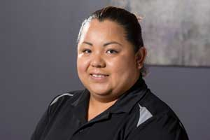 Sandra Martinez, Event Server, Catering By Norris Houston
