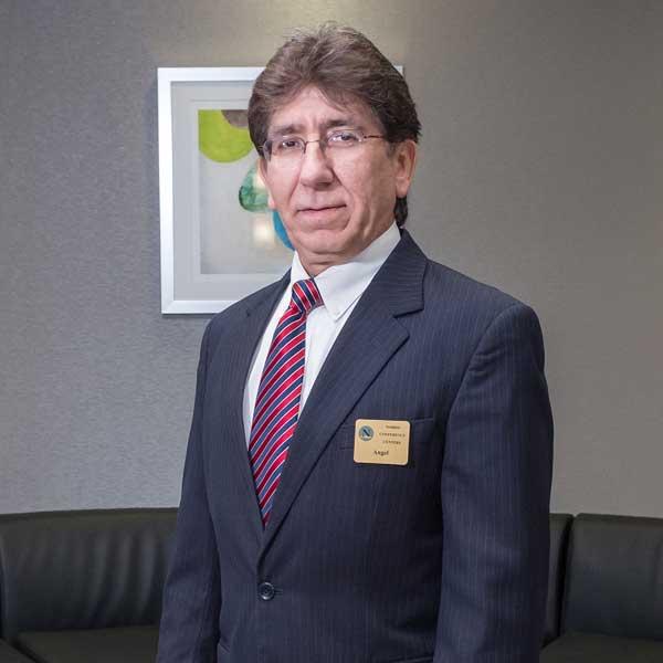 Angel Gonzalez, Regional Director of Food & Beverage, Catering By Norris