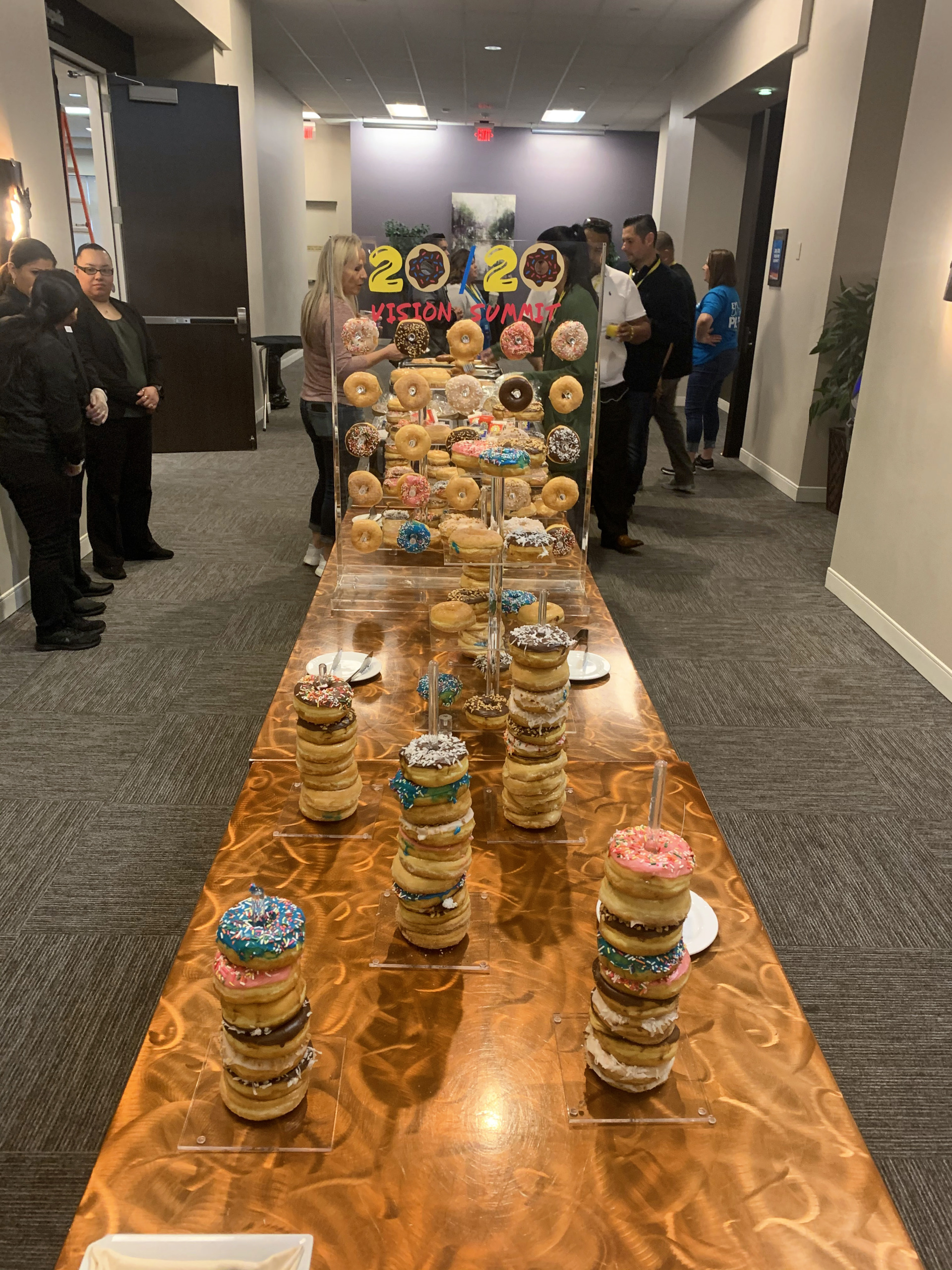 Catering By Norris, Mini Donut Action Station